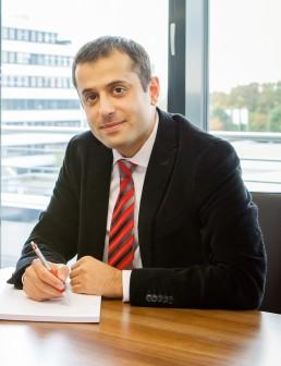 Ali Ramezani - Gesellschafter und technischer Vorstand