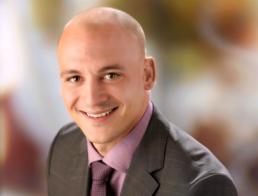Andreas Maier, Betreuer Firmenkunden
