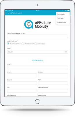 APPsolute Mobility Business App