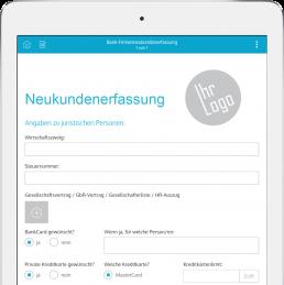 Mobile Bankberatung App